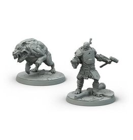 Modiphius Entertainment Fallout: Wasteland Warfare - Super Mutants Hammer
