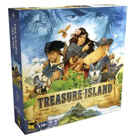 Repos TREASURE ISLAND