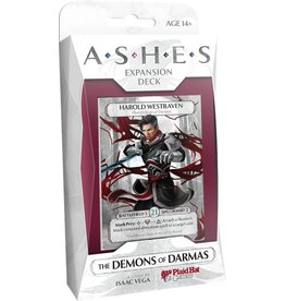 Plaid Hat Ashes: The Demons Of Darmas