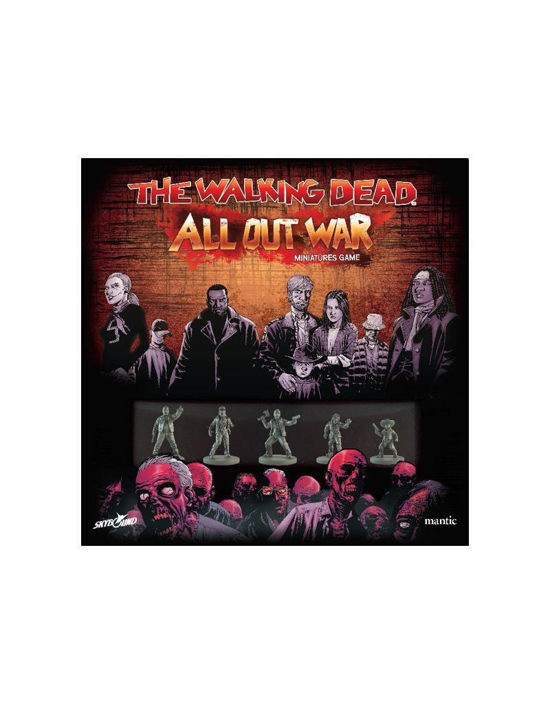 Walking Dead All Out War Miniatures Game