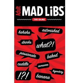 Looney Labs MAD LIBS: ADULT