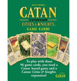 Catan CATAN: CITIES & KNIGHTS REPLACEMENT CARDS