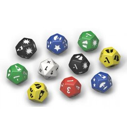 Fallout: Wasteland Warfare - Dice Set