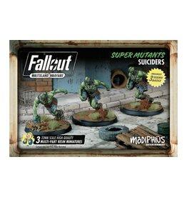 Fallout: Wasteland Warfare - Super Mutant Suiciders