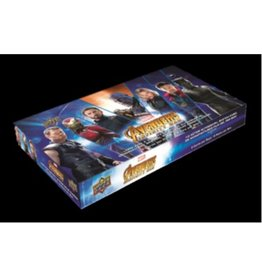 Marvel Avengers Infinity War Box