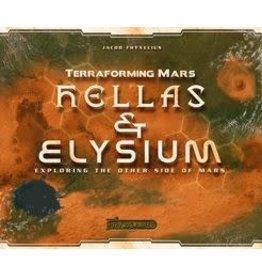 Stronghold Games Terraforming Mars: Hellas and Elysium