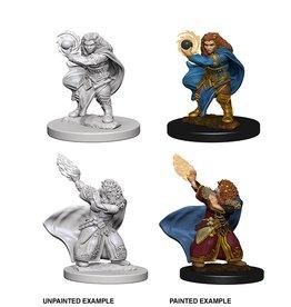 Wizkids D&D Nolzur's Minis: Dwarf Female Wizard
