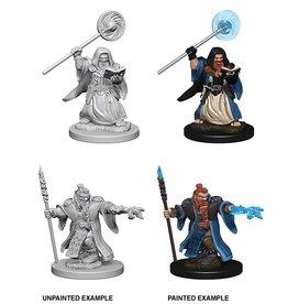 Wizkids D&D Nolzur's Minis: Dwarf Male Wizard