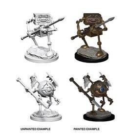 Wizkids D&D Nolzur's Minis: Monodrone & Duodrone