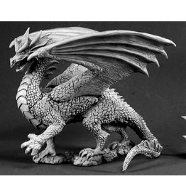 Reaper Mini Reaper Mini: Dark Heaven Legends - Dragon of Fire