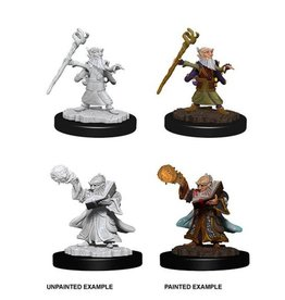 Wizkids D&D Nolzur's Minis: Wave 6: Gnome Wizard Male