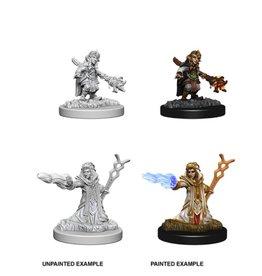 Wizkids D&D Nolzur's Minis: Wave 6: Gnome Wizard Female