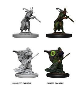 Wizkids D&D NOLZUR'S MINIS: WAVE 4: ELF DRUID MALE
