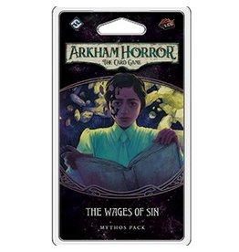 Fantasy Flight ARKHAM HORROR LCG: THE WAGES OF SIN