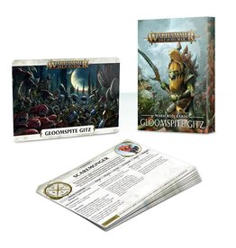Games Workshop Warscroll Cards: Gloomspite Gitz (oop)