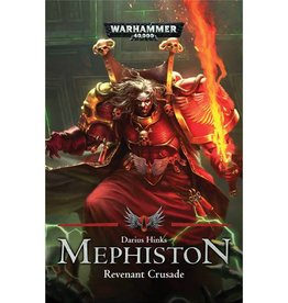 Games Workshop Mephiston: Revenant Crusade (PB)