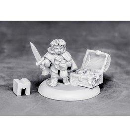 Reaper Mini Reaper Mini: Dungeon Dwellers - Stitch Thimbletoe, Thief
