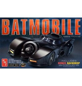 AMT Models 1989 MOVIE BATMOBILE 1:25
