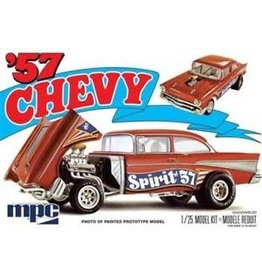 MPC 1957 CHEVROLET FLIP-NOSE SPIRIT OF 57 1:25