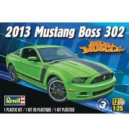 Revell 2013 MUSTANG BOSS 302 1:25