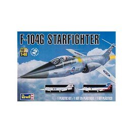 Revell F-104G STARFIGHTER 1:48