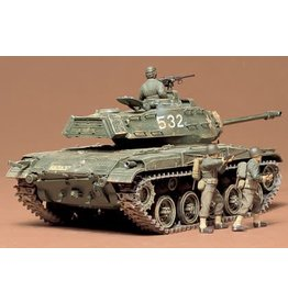 Tamiya US TANK M41 WALKER BULLDOG 1:35