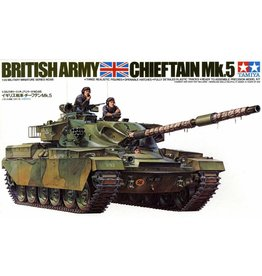 Tamiya BRITISH ARMY CHIEFTAN MK.5 HEAVY TANK 1:35