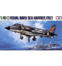 Tamiya ROYAL NAVY SEA HARRIER FRS.1 1:48