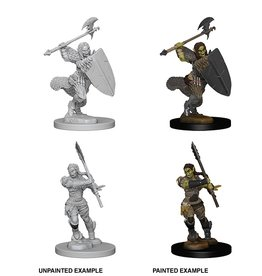 Wizkids PATHFINDER DEEP CUTS: WAVE 1: HALF-ORC FEMALE BARBARIAN