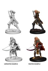 Wizkids PF Deep Cuts: Human Female Fighter