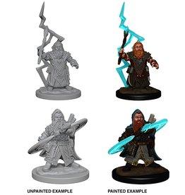 Wizkids PF Deep Cuts: Dwarf Male Sorcerer