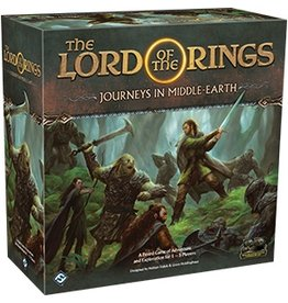Fantasy Flight LORD OF THE RINGS: JOURNEYS IN MIDDLE-EARTH