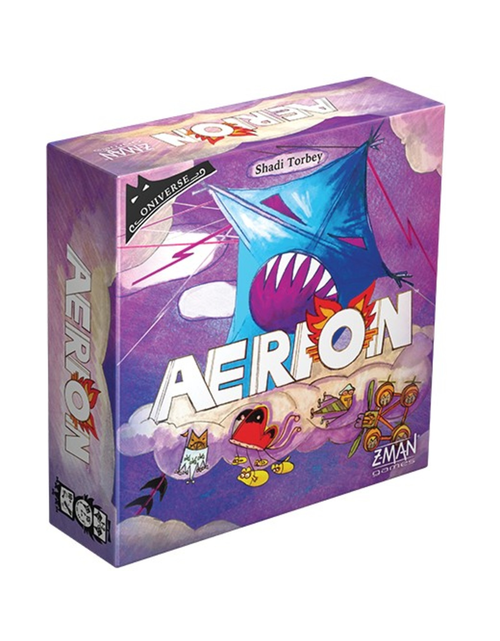 Z-MAN GAMES AERION - COLLECTION ONIVERSE