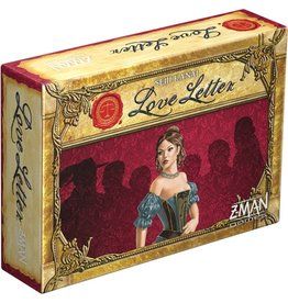 ZMAN Love Letter:  Box