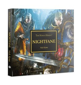 Black Library HORUS HERESY: NIGHTFANE (AUDIOBOOK)
