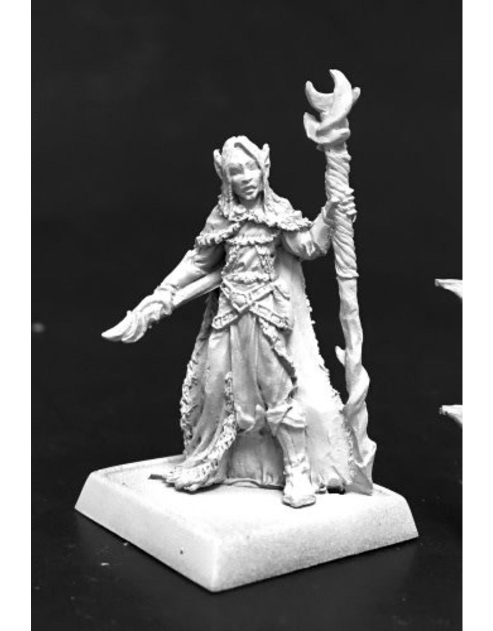 Reaper Mini PATHFINDER: ARAVASHNIEL, ELF WIZARD