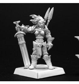 Reaper Mini Reaper Mini: Pathfinder - Amiri, Barbarian