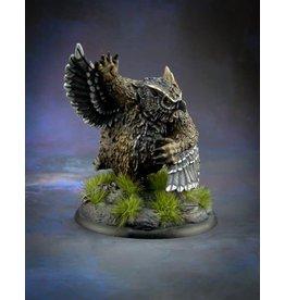 Reaper Mini Bones: Black Owlbear