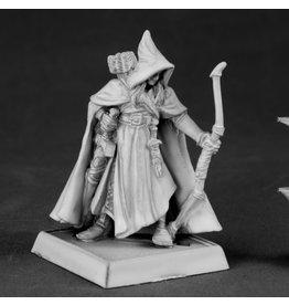 Reaper Mini Reaper Mini: Warlord - Arthrand Nightblade, Wood Elf Sergeant