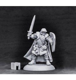 Reaper Mini Legends - Baran Blacktree, Warrior