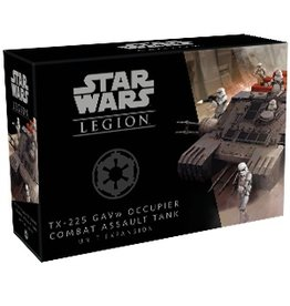 Fantasy Flight Occupier Combat Assault Tank Unit Expansion