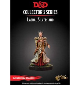 Gale Force Nine D&D WATERDEEP DRAGON HEIST MINI: LAERAL SILVERHAND