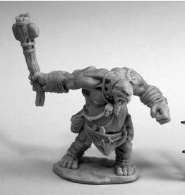 Reaper Mini Bones: Ogre Smasher