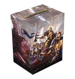 Ultimate Guard DECK BOX: WARHAMMER DIVINE BLAST 80+
