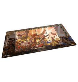 Ultimate Guard Playmat: Warhammer Chaos vs Order