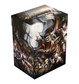 Ultimate Guard Deck Box: Warhammer Order vs Death 80+