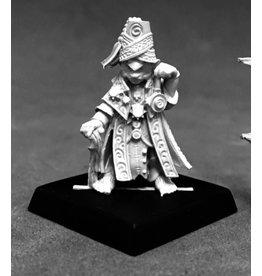 Reaper Mini Bones: Meligaster, Iconic Mesmerist