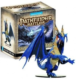 Wizkids PATHFINDER BATTLES: SHATTERED STAR GARGANTUAN BLUE DRAGON