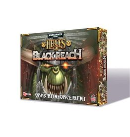 Heroes of Black Reach: Ork Reinforcements Elite Ver.