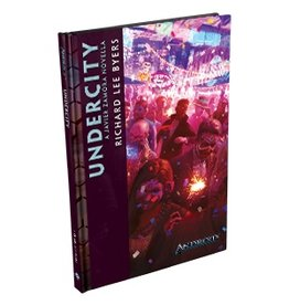 Fantasy Flight Games Android Fiction: Undercity Novella